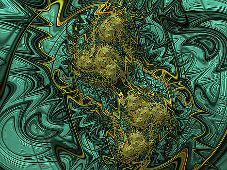 Parallel Fractality II by Patryk Pyra
