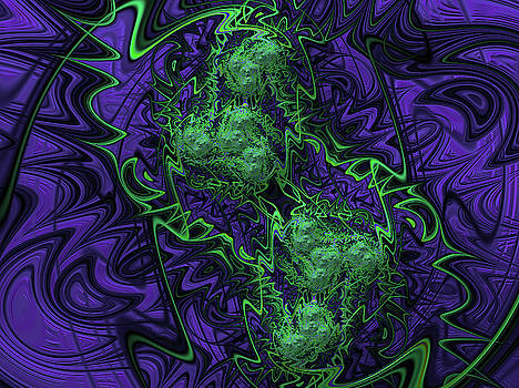 Parallel Fractality by Patryk Pyra