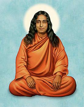 Paramhansa Yogananda by Sacred Visions