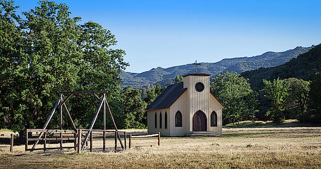 Paramount Ranch Church 4.20.2017 by Gene Parks