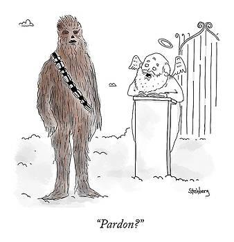 Pardon? by Avi Steinberg