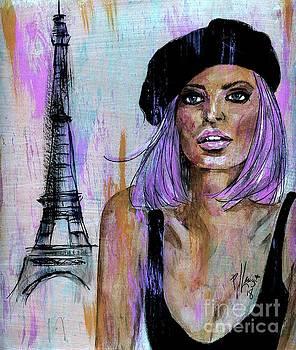Paris Pink by PJ Lewis