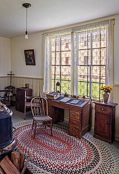 Parish House Desk by David Sams