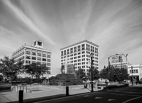 Park central square by Hyuntae Kim