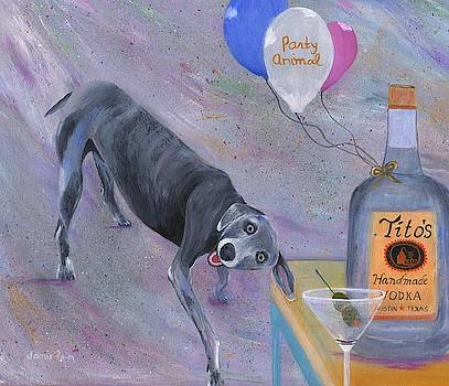 Party Animal by Jamie Frier
