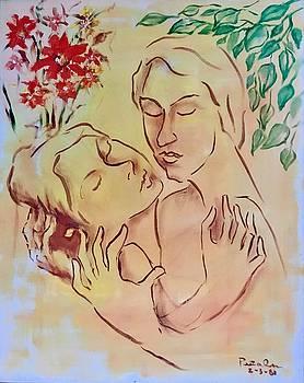 Passionate Embrace by Ricardo Penalver