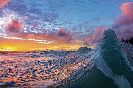 Pastel Pinnacles by Sean Davey