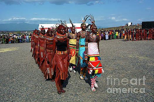 Pastoral  Fashion Show by Morris Keyonzo
