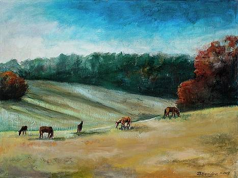 Pastural by Beverly Harrison