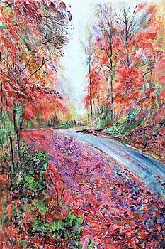 Path by Khalid Saeed