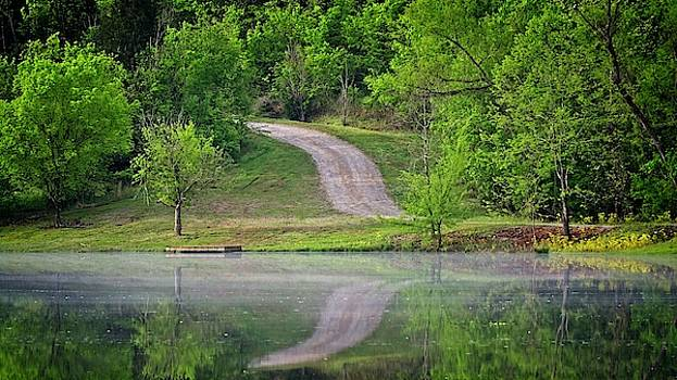 Path Reflected Upon by John Benedict
