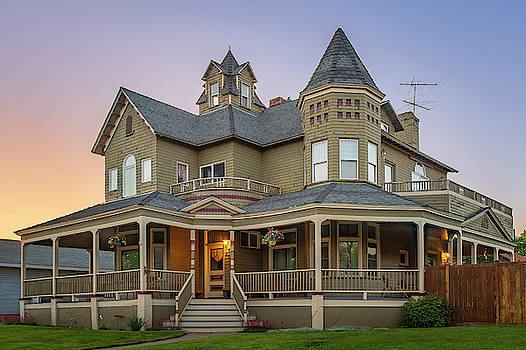 Patrick Byrne Mansion by David Sams