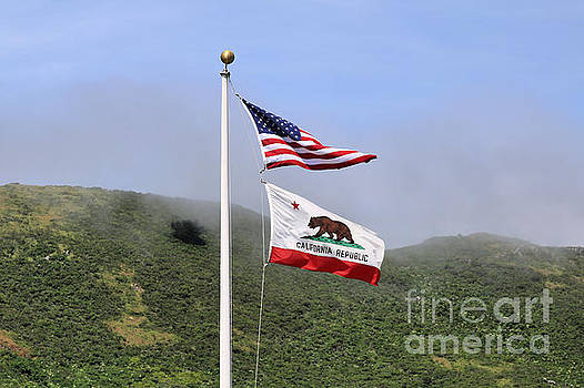 Diann Fisher - Patriotism and California Republic