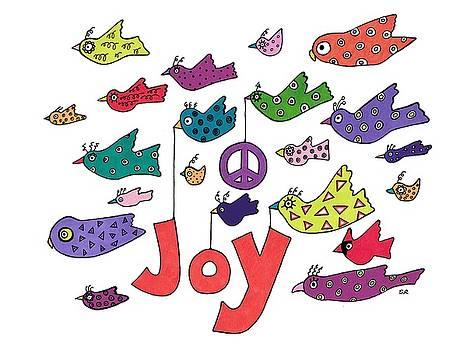 Peace and Joy by Sarah Rosedahl