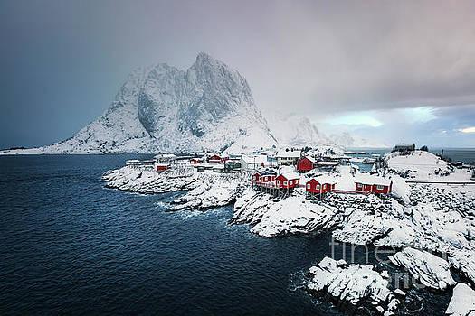 Peace Of Winter by Evelina Kremsdorf