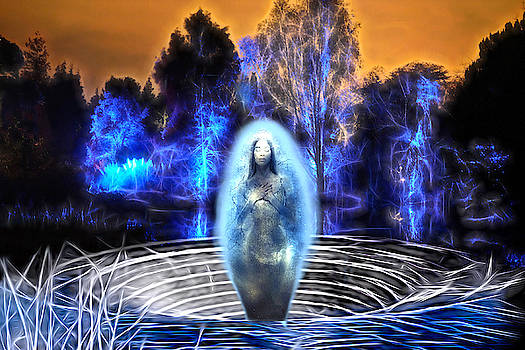 Peace Spirit by Lisa Yount