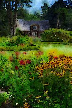 Bonnie Bruno - Peaceful Garden