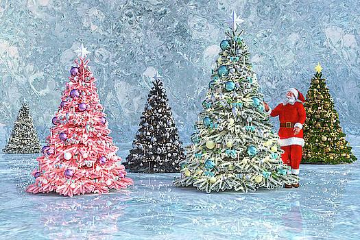 Peaceful Holiday Spirits by Betsy Knapp
