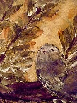 Pear Tree Twirl by Jeannine Sandoval