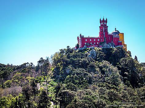 Pena Palace by Fabio Gomes Freitas