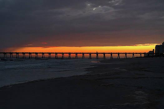 Sharon Popek - Pensacola Beach Sunset