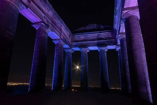 Penshaw Monument 1 by Steev Stamford