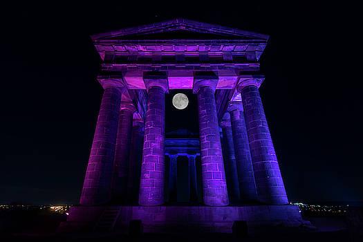 Penshaw Monument 2 by Steev Stamford