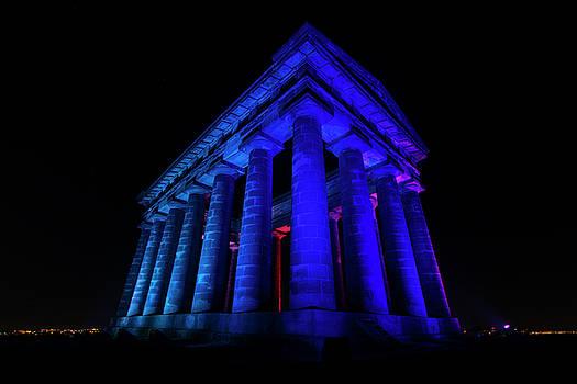 Penshaw Monument 3 by Steev Stamford
