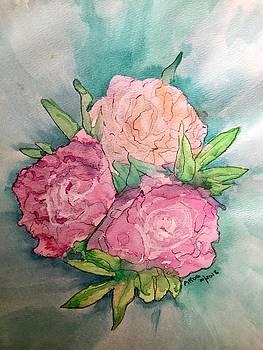 Peonie Roses by Aingeal Rose