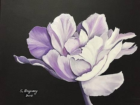Peony by Sharon Duguay