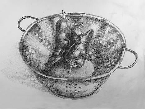 Peppers by Joseph Giunta