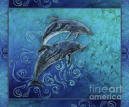 Sue Duda - Perfect Pair - Porpoise
