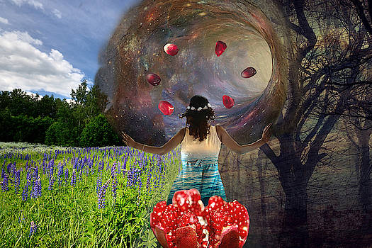 Persephone 3 by Lisa Yount