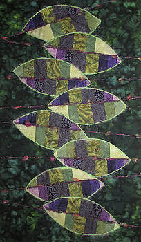 Persian Shield by Pam Geisel