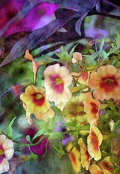 Petunias in Contrast 6581 IDP_2 by Steven Ward