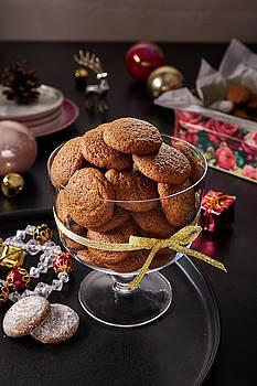 Pfeffernusse cookies by Cuisine at Home