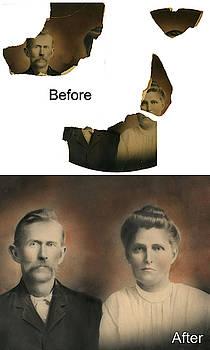 John Haldane - Photo Restoration