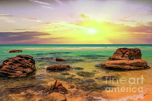 Asia Visions Photography - Phu Quoc Sunset