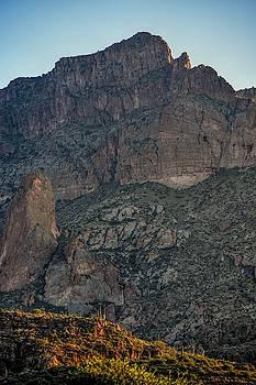 Chance Kafka - Picketpost Peak