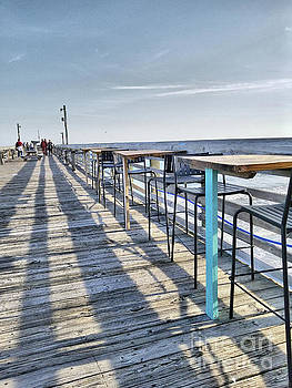Pier 14 by Kathy Strauss