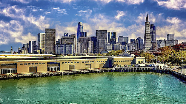 Pier 27 by Maria Coulson