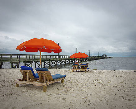 Pier by Jim Mathis