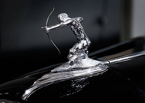 Pierce Arrow Classic Car emblem by Michael Hope