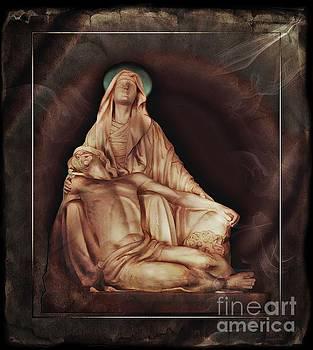 Pieta in Andalucia, Colombia by Al Bourassa