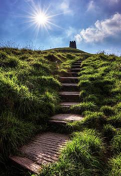 Pilgrim's Path by Kev Pearson