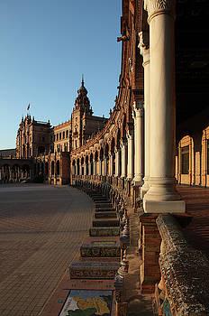 Pillars of Sevilla by Fred Hood