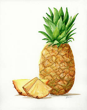 Darice Machel McGuire - Pineapple Slices