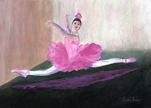Pink Ballerina by Jamie Frier
