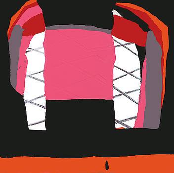 Pink Orange by Yifat Gat