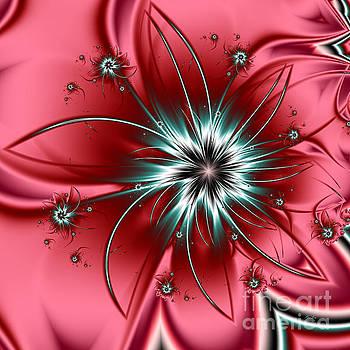 Pink Silk by Galina Lavrova